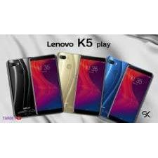 ORIGINAL LENOVO K5 PLAY 32GB BLACK COLOR 4G LTE WITH FREE